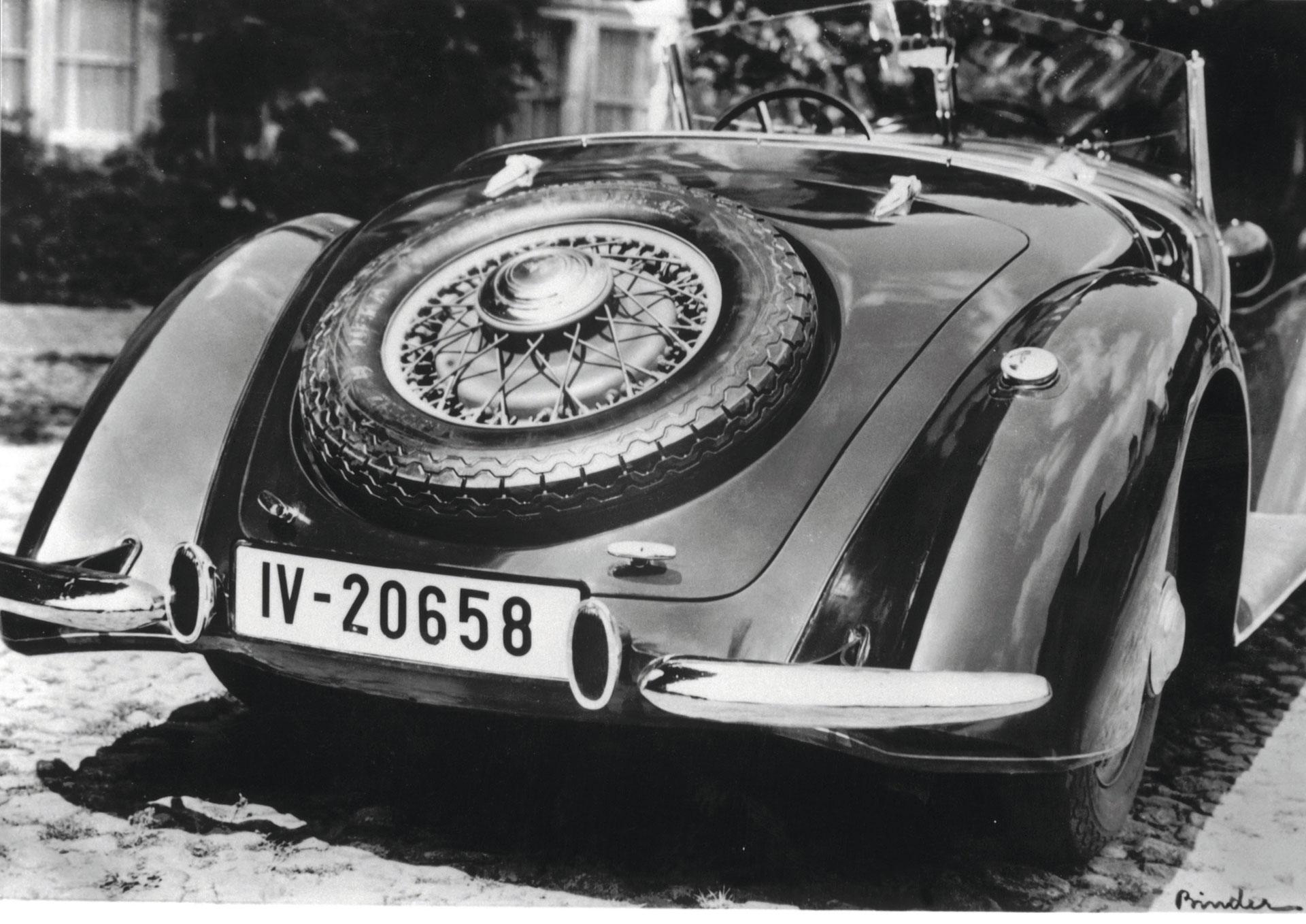 audi, wanderer, w25 k, roadster, heritage