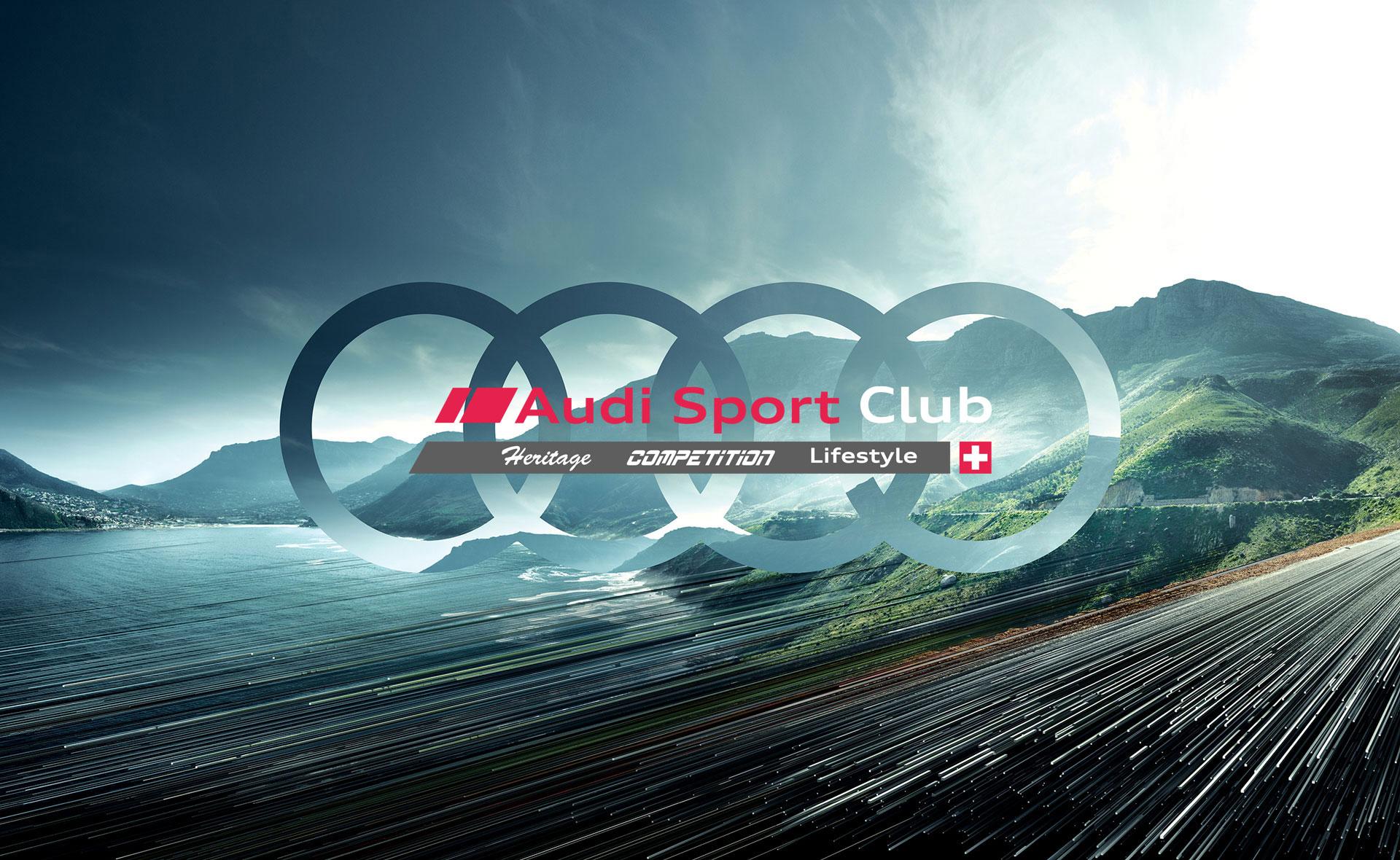audi club, audi sport club suisse, ascs