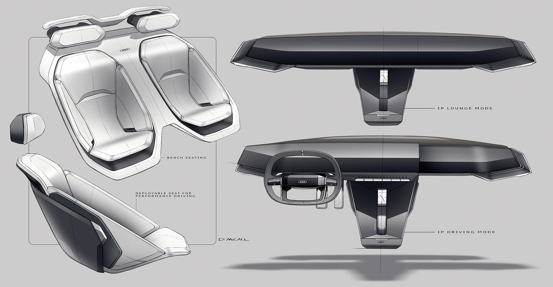 2021, audi, concept, skysphere